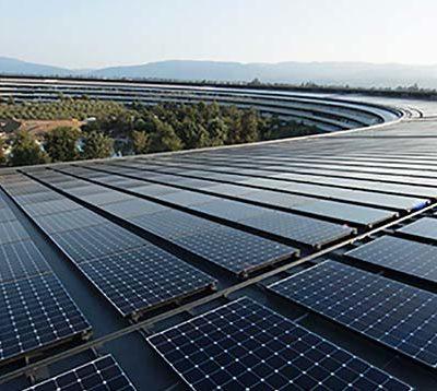 apple energie rinnovabili